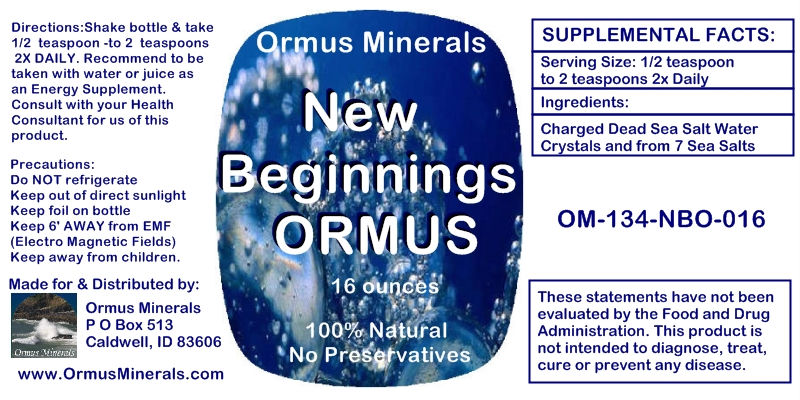 Ormus For Women - Ormus Minerals For Women Store